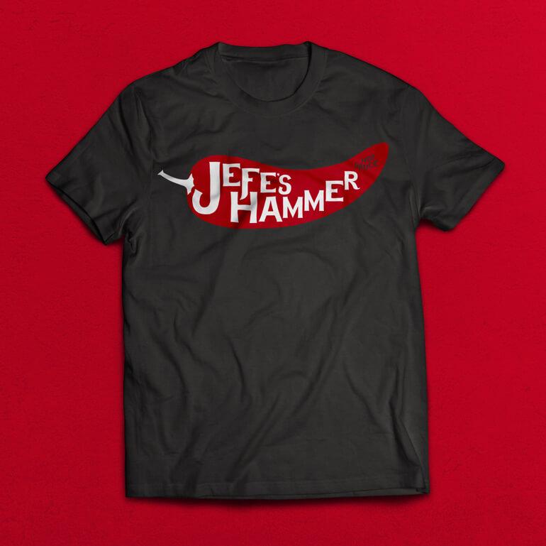 jefes-hammer-tshirtA